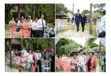 The Wedding Of Farida and Giant by Ananda Yoga Organizer