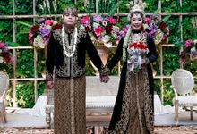 The Wedding of Ayu & Ade by Diamond Weddings