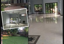 Outdoor and indoor venue by Bale Asri