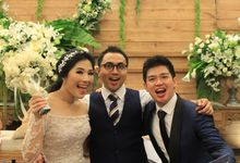 MC Wedding Financial Club Jakarta - Anthony Stevven by Anthony Stevven