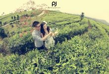 Pieter & Stephanie Prewedding by PJ Photography