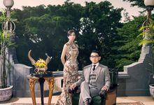Jaka & Arimbi Pre-Wedding Portrait by JAYSU Weddings by Jacky Suharto