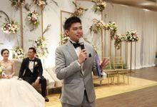 MC Intimate Wedding Glass House Ritz Carlton Pacific Place  - Anthony Stevven by Anthony Stevven