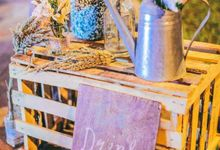 Rustic Vintage Wedding (photos By Dream Catchers) by Kathryn's Passion