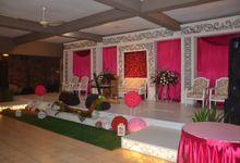 Pink Decoration by Gumati Paledang