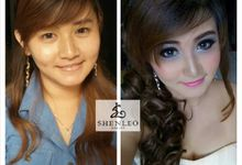 Prewed by ShenLeo Makeup