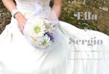 Ella & Sergio | Pre Wedding by Kotak Imaji