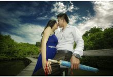 JOHN & HANNY PREWEDDING by DW PhotoArt Bali