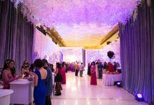 Nadia & Ali Wedding by Bali Nusa Dua Convention Center