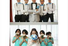 """""""My other half"""" The Wedding of Embun & Erlin by D'KeY wedding organizer"""