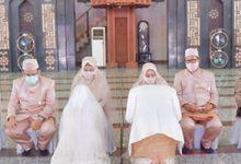 The Wedding of Eza & Rahmi by Diamond Weddings