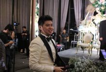 MC Wedding Chakra Lounge Serpong - Anthony Stevven by Anthony Stevven