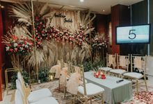 Engagement Amilcar & Indah by The Journey Decor