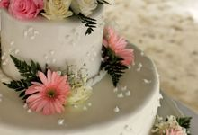 Wedding Cake by Grand Hyatt Bali