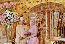 The Wedding Of Anes + Rendy by beeasphoto