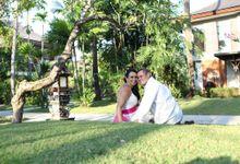 Garden Wedding by Rama Beach Resort & VIllas