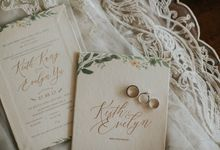 Wedding of Evelyn & Keith by Beyond Decor Company