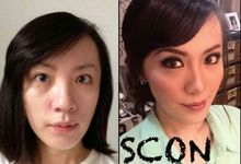 Make up Portfolio by SCHON Make Up