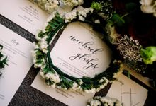 Uy-De La Cruz Wedding by 8willhappen Events Management