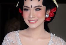 The wedding of Nissa Claudya by Inw.id by intan wardi