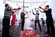 Adventure Wedding cruise by Flo Wedding Organizer