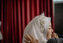 The wedding of Farra & Ajir by Memorable Wedding Photography