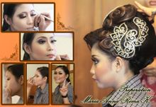 wedding rima & dion by Charis Production