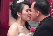 Rendy & Mega Wedding Day by Cherylove Wedding Organizer