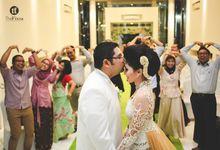 Wedding Day Echa & Hannu by The Fixsa