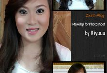 Make Up for Photoshoot, Party and Graduation by Riyuu
