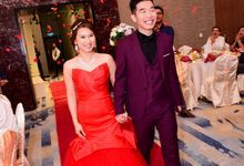 Jeffery & Christine Wedding by Lexis Suites Penang