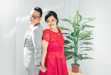 Engagement of Yansen & Henny by FABSTORY