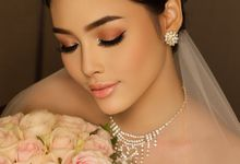 Bridal Makeup by Natcha Makeup Studio
