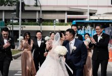 Wedding Day by Dicky - Yohan Jessica by Loxia Photo & Video