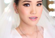Wedding Makeup by IINSOFIANIB