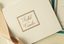 Fadhil & Camila by Meltiq Invitation