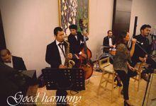 Pegadaian Investor Gathering by Good Harmony