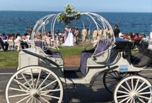 Wedding on Lakeshore Drive by Fairytale Unique Decor
