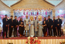 Wedding Adit & Dina by FAIRYTALE WEDDING PROJECT PADANG