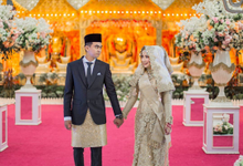 Wedding Atika & Andre by FAIRYTALE WEDDING PROJECT PADANG