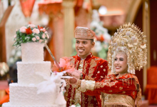 Wedding ilham & Yolance by FAIRYTALE WEDDING PROJECT PADANG