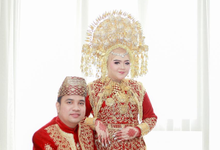 Wedding Rania & Aidil by FAIRYTALE WEDDING PROJECT PADANG