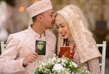 Wedding Icha & Dika by FAIRYTALE WEDDING PROJECT PADANG
