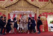 Wedding Fisca & Tama by FAIRYTALE WEDDING PROJECT PADANG