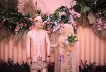 Wedding Trixie & Nanda by FAIRYTALE WEDDING PROJECT PADANG