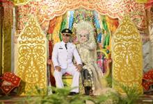 Wedding Sari & Yahya by FAIRYTALE WEDDING PROJECT PADANG
