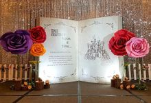 Fairytale Wedding Stage Decor & Styling by Cinderella Dream