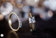 Engagement and Wedding Diamond Rings by Ocampo's Fine Jewellery