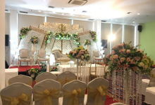 The Wedding of Chreisna & Gyzka by Fame Hotel Gading Serpong