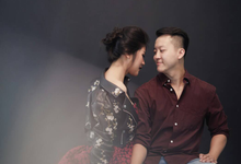 Prewedding of Elke & Fendi  by Famelia Lim Couture